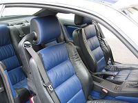 change of bmw nappa leather colour