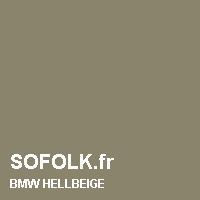 Teinte siège cuir BMW