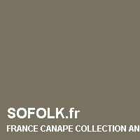 FRANCE CANAPE: leather sofa colour