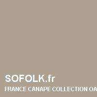 FRANCE CANAPE: color del cuero