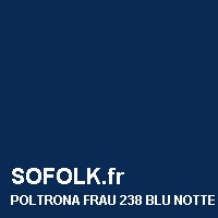 POLTRONA FRAU: leather sofa colour
