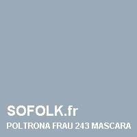 Teinte canapé cuir POLTRONA FRAU