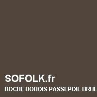 ROCHE BOBOIS: leather sofa colour