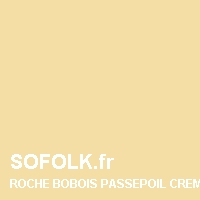 ROCHE BOBOIS: leather sofa colour